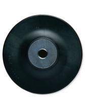 Csiszolótányér menetes 180mm x M14 Fibertárcsához