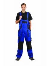 Mellesnadrág 260g/m2-Kék/Fekete-MAX