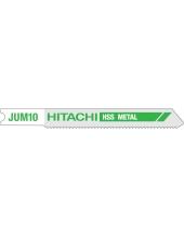 Szúrófűrészlap JUM10 70x7,5x0,8 Fémhez  -Bontott kiszerelés